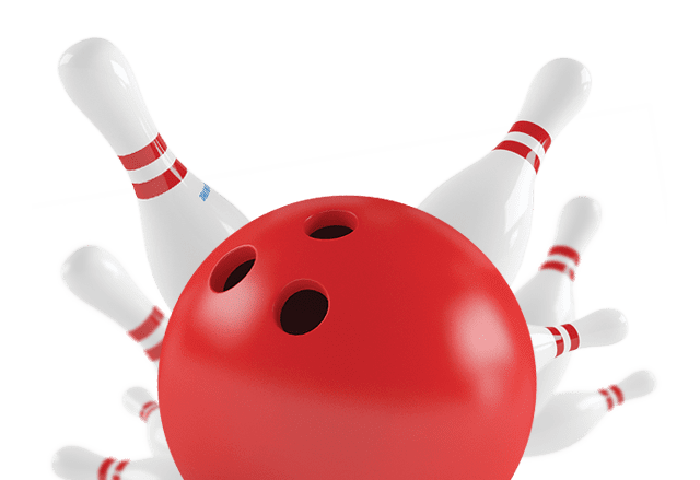 Mini-Bowling at Crave Golf Club