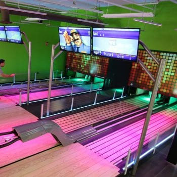 Crave Golf Club - Indoor Mini-Bowling