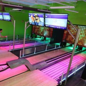 Crave Golf Club - Indoor Mini-Bowling