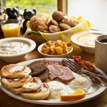 Best Brunch in Pigeon Forge and Gatlinburg
