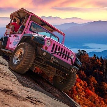 Jeep Craze is all the Rage in Pigeon Forge!