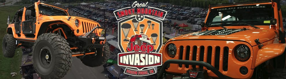 Jeep Craze Is All The Rage In Pigeon Forge Crave Golf Club