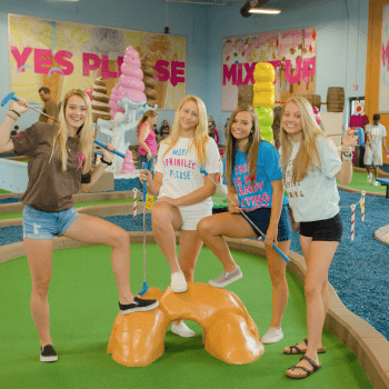 Crave Golf Club Ranked #1 Mini Golf Course in America