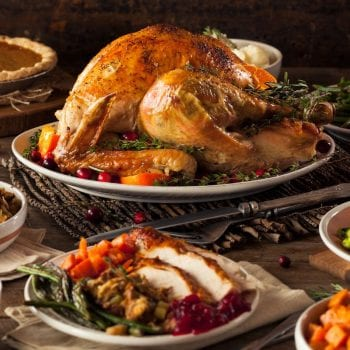 The Best Thanksgiving Dinners in the Smokies!